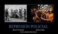 Enlace a REPRESIÓN POLICIAL