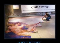 Enlace a ARTE RUBIK