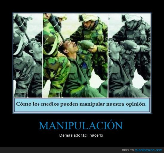 agua,arma,Medios,opinión,soldados