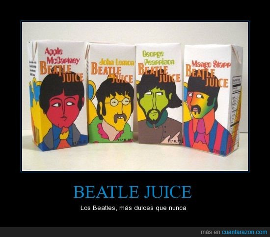 Beatles,Zumo