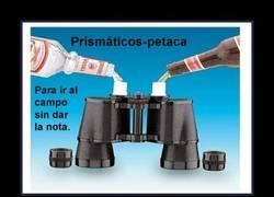 Enlace a PRISMÁTICOS-PETACA