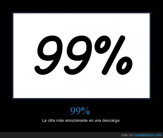 99%,cifra,descarga,emocionante