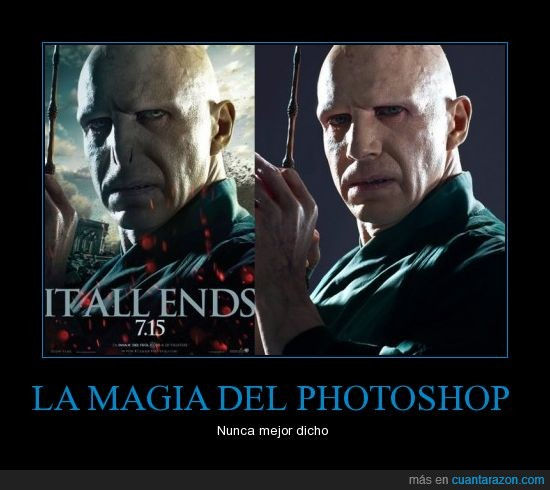 harry,magia,photoshop,potter,voldemort