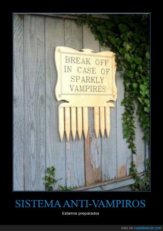 estacas,vampiros