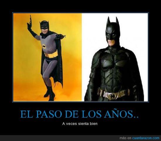 batman,edad,traje
