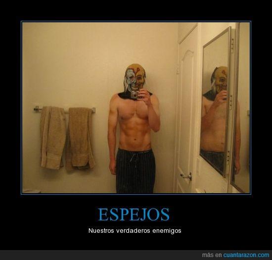 espejo,falso,photoshop,retoque