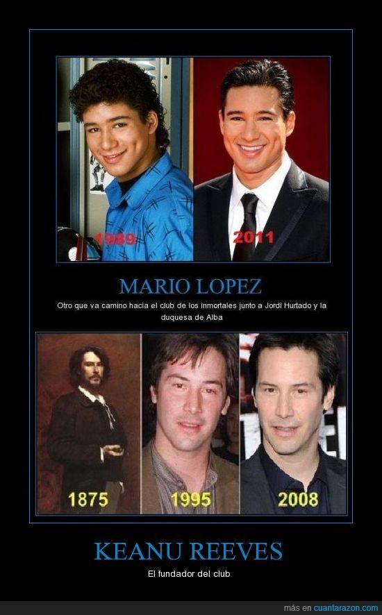 inmortal,Keanu Reeves,Mario Lopez