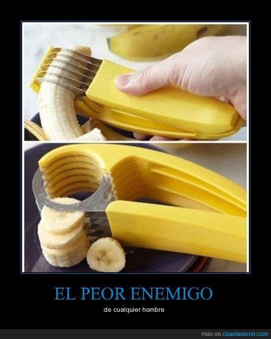 banana,corta,enemigo,plátano