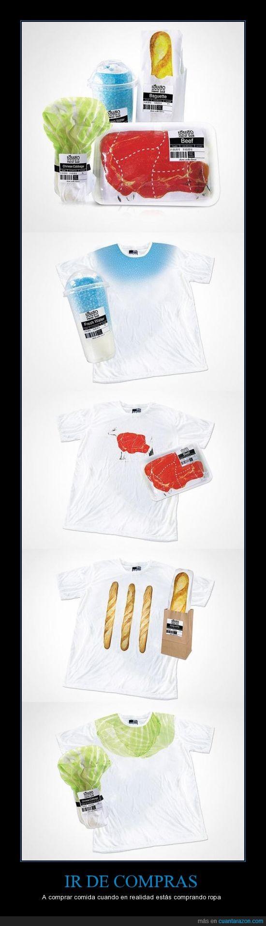 alimentos,disfraz,ropa