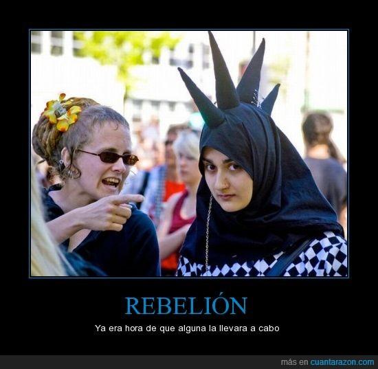 Afganistán,burka,Islam,protesta,punki