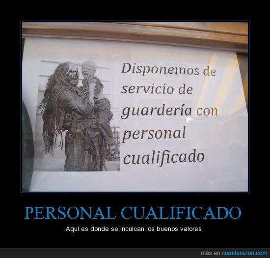 bueno,castellón,cualificado,friki,guarderia,heavy,la orden del dragón,metal,Personal,servicio,valores