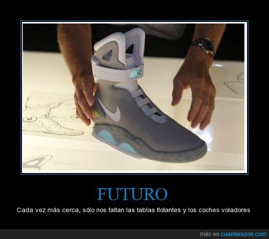 Back to the future,MCfly,quets,Volver al futuro,zapatillas