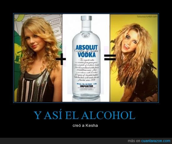 Absolut Vodka,Alcohol,Kesha,Taylor Swift