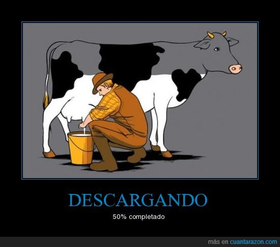 descargar,leche,vaca