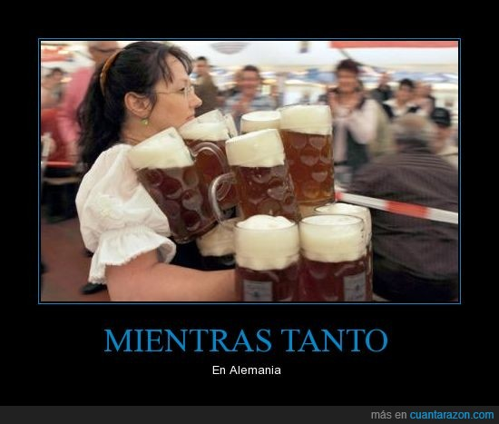 cerveza,premio,señora