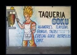 Enlace a TACOS GOKU