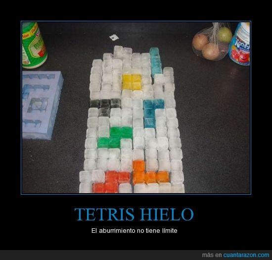 colores,hielo,tetris