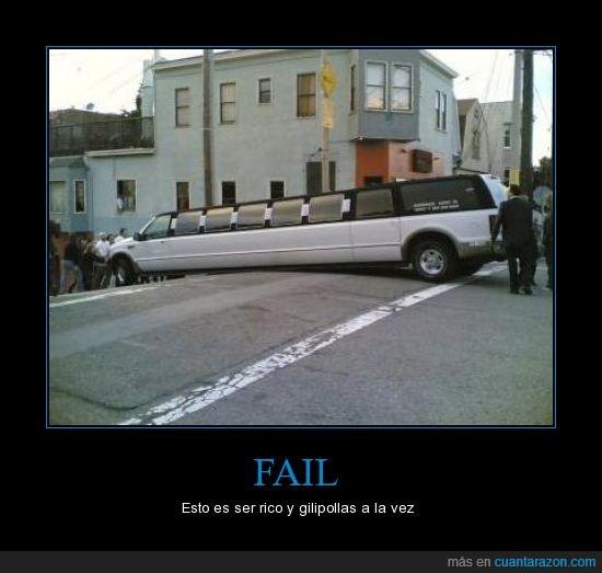 carretera,fail,limo,limousina