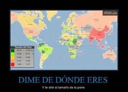 Enlace a DIME DE DÓNDE ERES