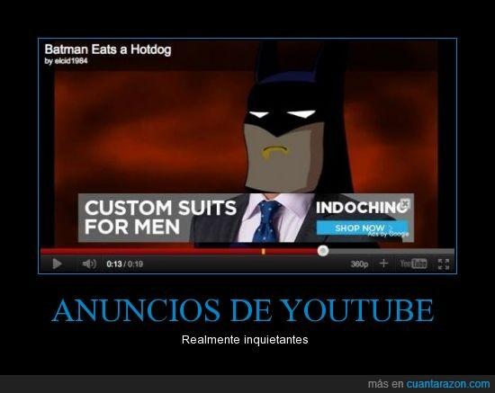 anuncio,batman,traje,youtube