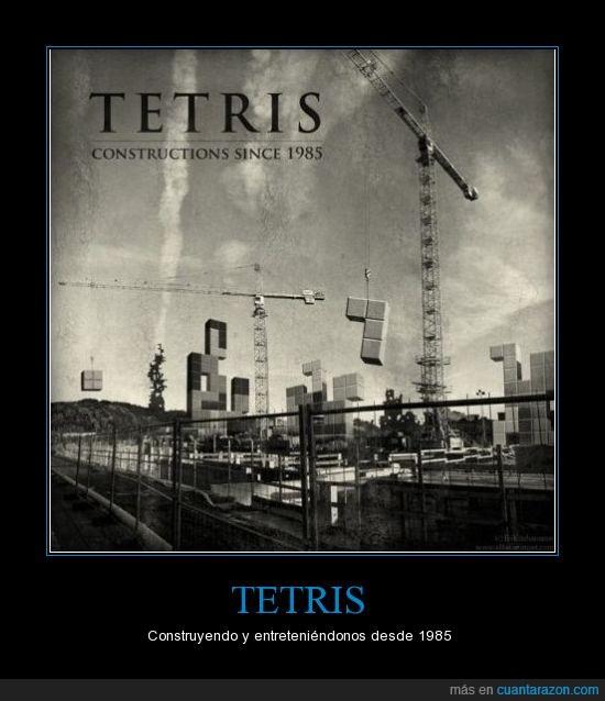 1985,construir,infancia,tetris
