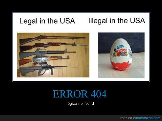 america,huevo,incongruencia,kinder