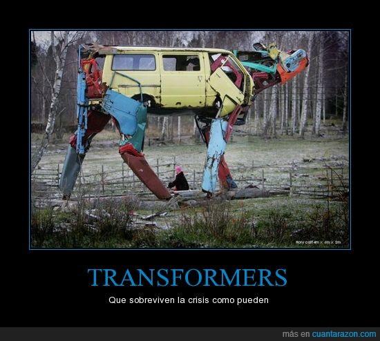 crisis,pueden,sobreviven,transformers,viven