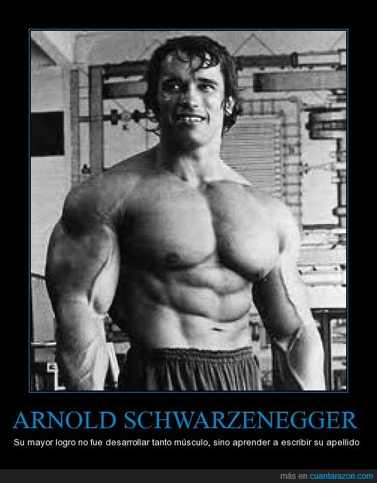 apellido,arnold schwarzenegger,musculo