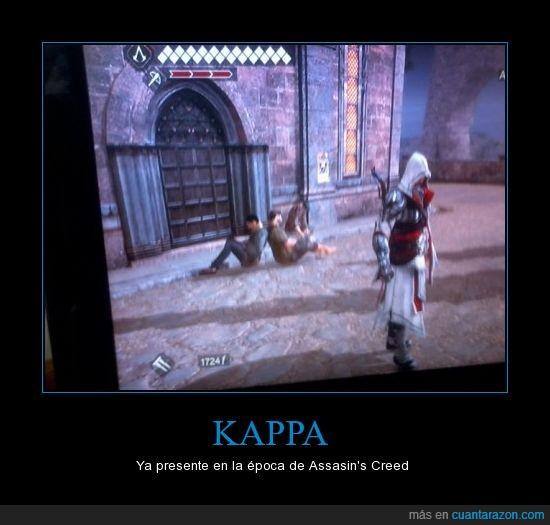 assasin's,creed,kappa
