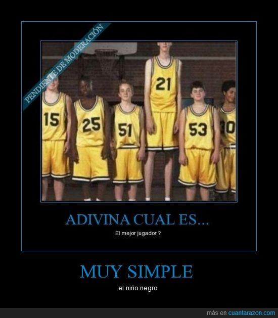 alto,basquet,jugadores,negro,niño