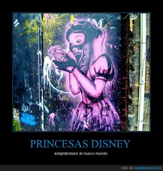 BlancaNieves,Disney,Grafitti,Granada,Princesa