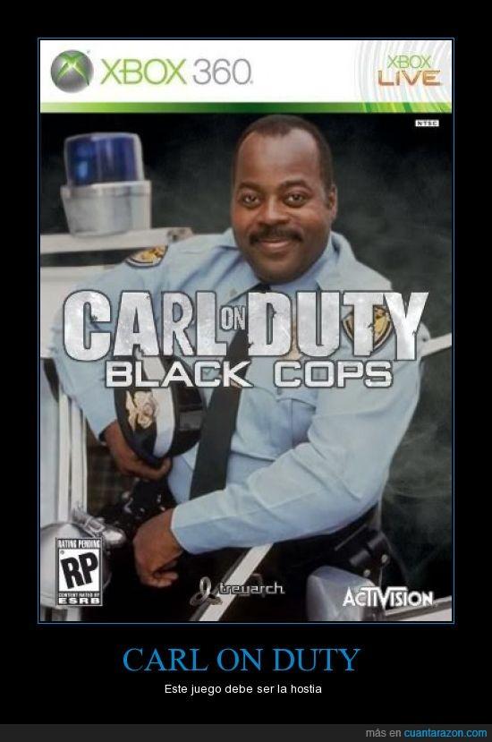 call,carl,duty,negro,of