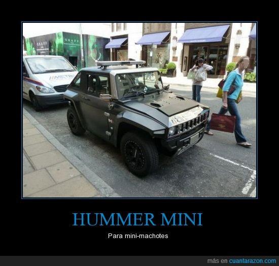 hummer,mini