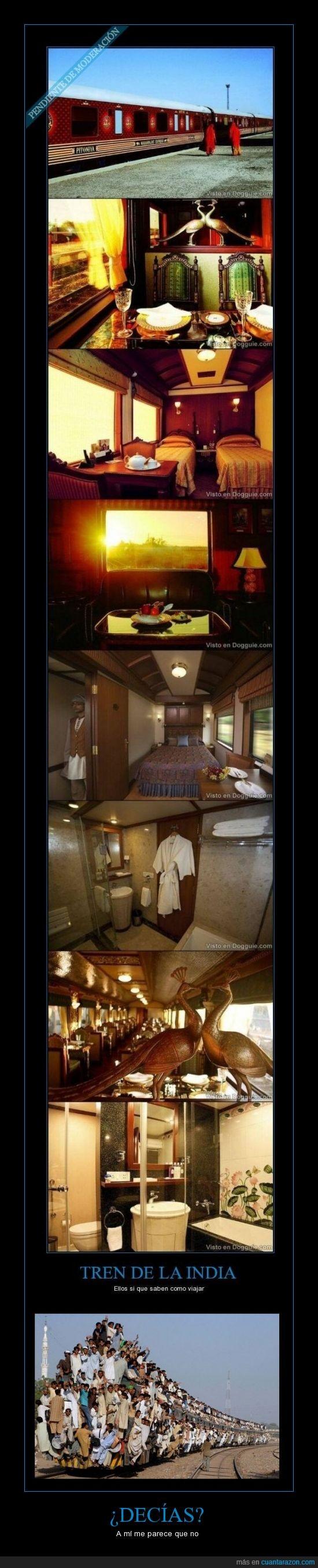 comodidad,india,no,tren,viajar