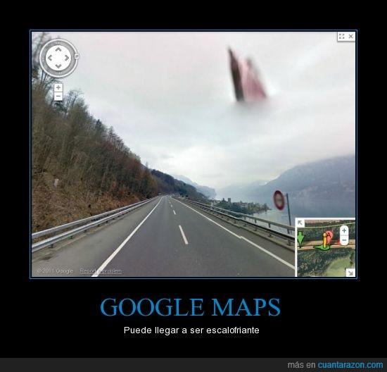 carretera,escalofriante,fantasmas,google maps