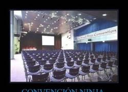 Enlace a CONVENCIÓN NINJA