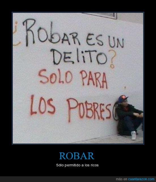 dinero,pobres,robar