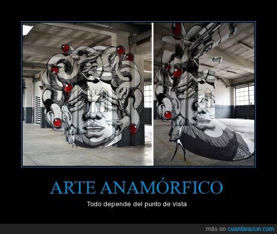 anamorfosis,arte urbano