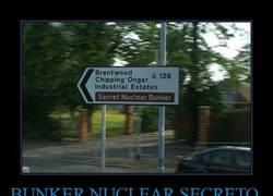 Enlace a Bunker nuclear secreto