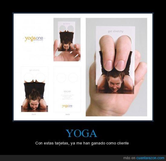 Peculiar,Tarjeta,Yoga
