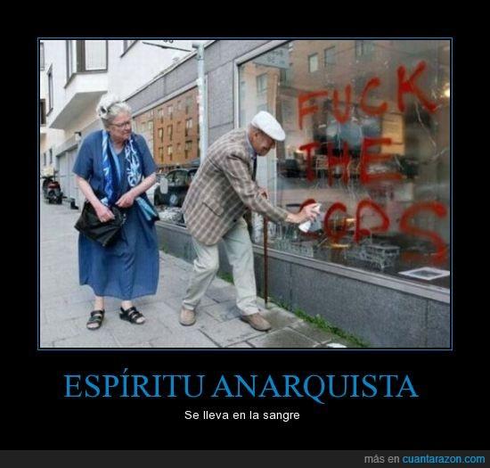 abuelos,anarquista