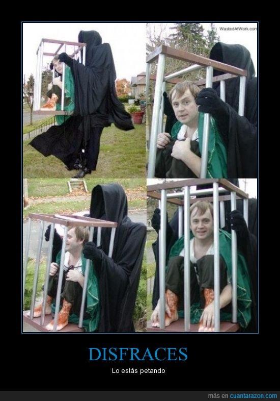 carcel,Disfraz,hobbit
