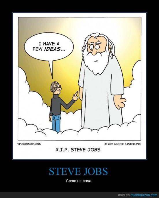 casa,cielo,dios,steve jobs