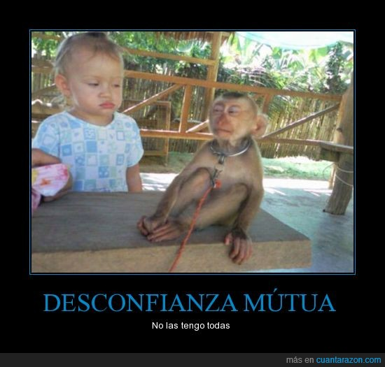 bebe,desfonfiados,mono