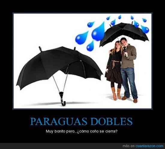 doble,invento,paraguas