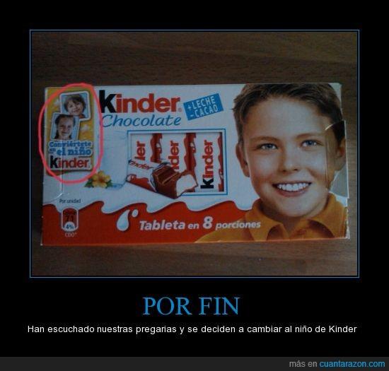 anuncio,kinder,niño,tqd