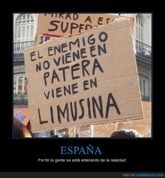 15M,España,Manifestación,Políticos