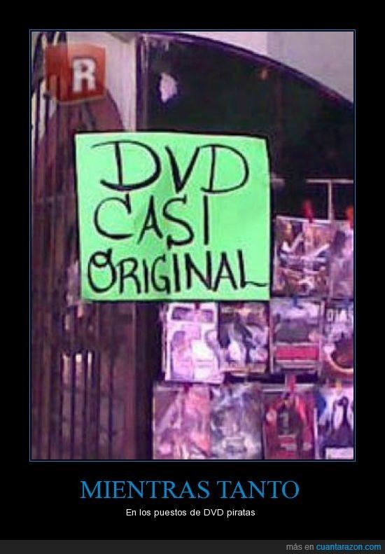 DVD,México,mientras tanto,piratería