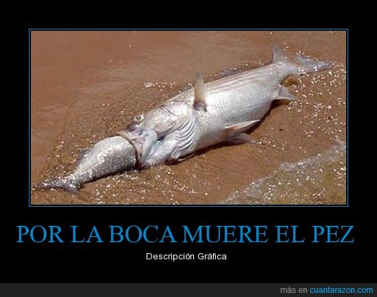 boca,descripcion grafica,pez,puke fish
