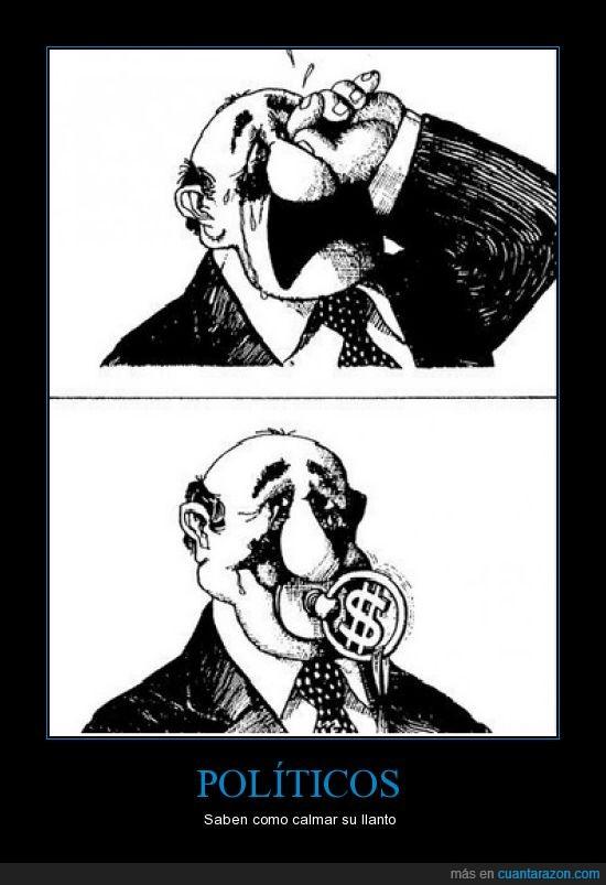 boca,cartel,chupete,crisis,dinero,dolar,llanto